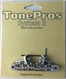 AVR2P - TonePros Replacement ABR-1 Tuneomatic (notched saddles)