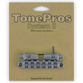 T3BT - TonePros Metric Tuneomatic (large posts, notched saddles)