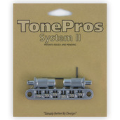 "TPFR - TonePros Metric Tuneomatic (large posts, ""Roller"" saddles)"