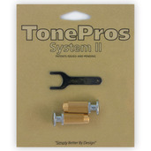 MSPRS - TonePros Metric Locking Studs for PRS® Santana Models