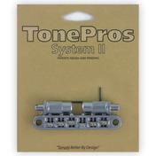 """TPFR - TonePros Metric Tuneomatic (large posts, """"Roller"""" saddles)"""