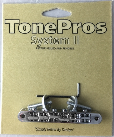 AVR2P - TonePros Replacement ABR-1 Tuneomatic (notched saddles) picture