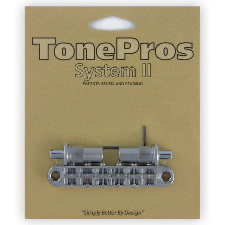 T3BT - TonePros Metric Tuneomatic (large posts, notched saddles) picture