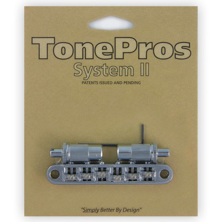 "TPFR - TonePros Metric Tuneomatic (large posts, ""Roller"" saddles) picture"