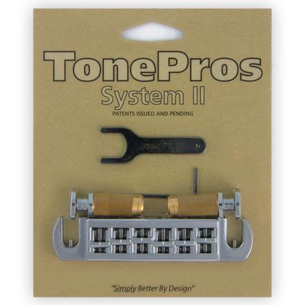AVT2P - TonePros Wraparound Set w/SPRS2 Locking Studs for PRS® picture