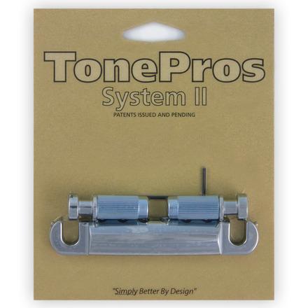 T1ZA - TonePros Metric Aluminum Tailpiece picture