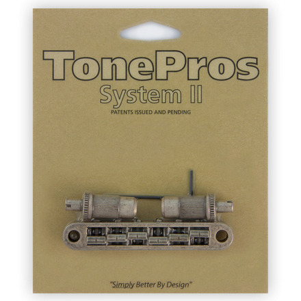 TPFP - TonePros Metric Tuneomatic (large posts, notched saddles) picture