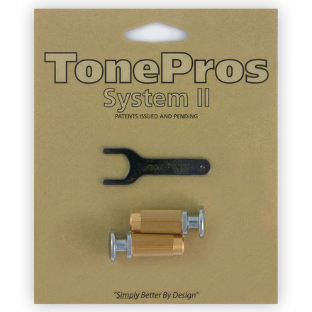 MSPRS - TonePros Metric Locking Studs for PRS® Santana Models picture