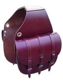 Saddle Bag - Cherry