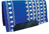 Royal Blue Saddle Pad