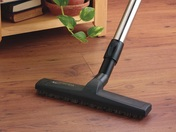 """Bare Floor Brush Attachment - 14"""" -  Button Lock"""