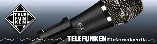M80 Dynamic Telefunken Elektroakustik
