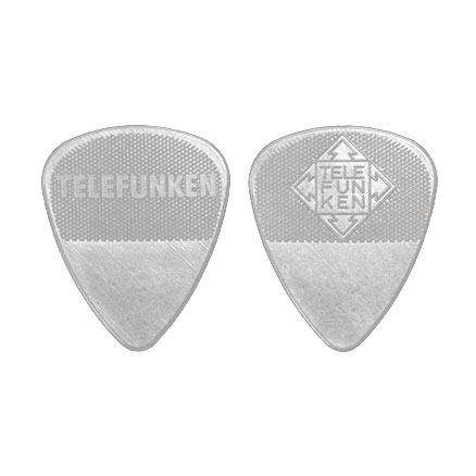 1mm Thin Diamond Guitar Picks (6 pack) DELRIN picture