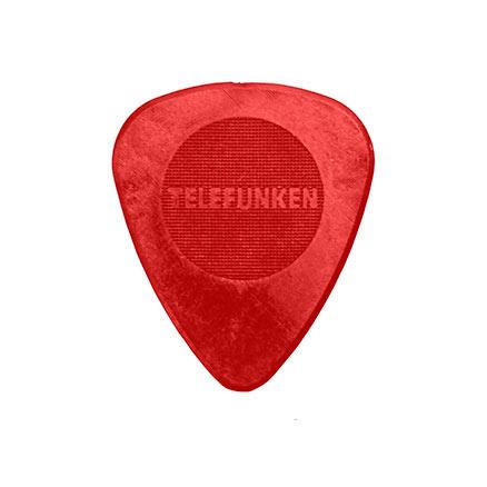 .75mm Thin Circle Guitar Picks (6 pack) NYLON picture