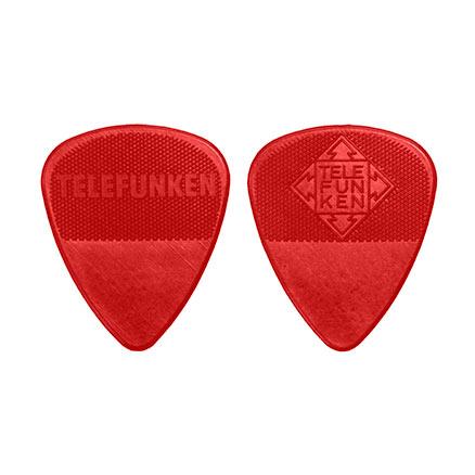 1mm Thin Diamond Guitar Picks (6 pack) NYLON picture