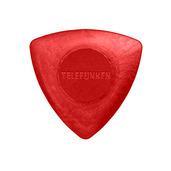1.6mm TRIANGLE Guitar Picks (6 pack) NYLON