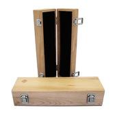 WB01 Microphone Wooden Box (AK-47, AR-51, M16)