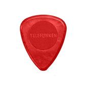 2mm Thick Circle Guitar Picks (6 pack) NYLON