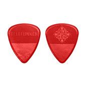 2mm Thick Diamond Guitar Picks (6 pack) NYLON