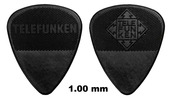 1mm Thin Diamond Guitar Picks (6 pack)