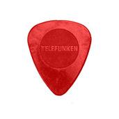 .75mm Thin Circle Guitar Picks (6 pack) NYLON
