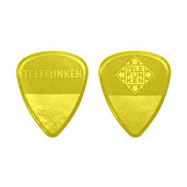 2mm Thick Diamond Guitar Picks (6 pack) POLY