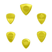 VARIETY MIX PACK Guitar Picks (6 pack) POLY