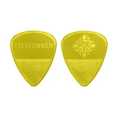 1mm Thin Diamond Guitar Picks (6 pack) POLY