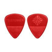 1mm Thin Diamond Guitar Picks (6 pack) NYLON