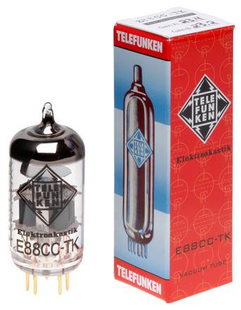 E88CC-TK (6922) vacuum tube picture