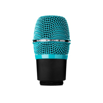 M81-WH TURQUOISE Wireless Capsule picture