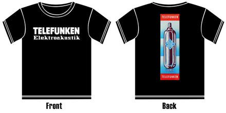 T-Shirt Tube Box Black picture