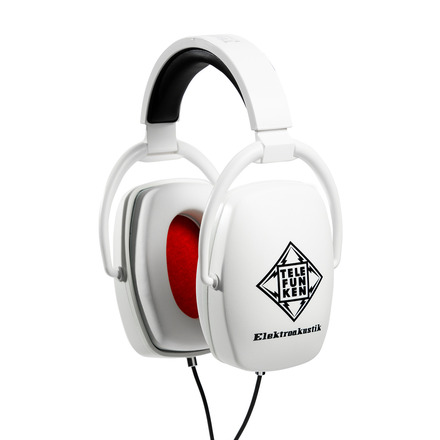 THP-29 WHITE Isolation Headphones picture