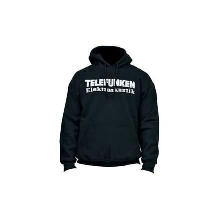 Hoodie Pull Over Black picture