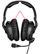 AKG AV100 Ear Cushions (Pair)