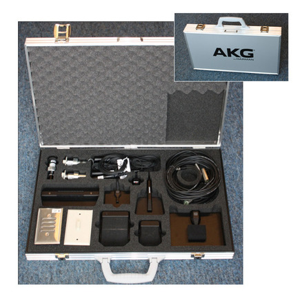 Demo Case - Crown Boundary Mics picture