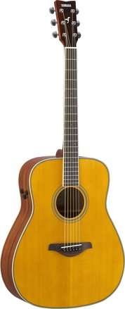 FGTA-VT TransAcoustic Guitar picture