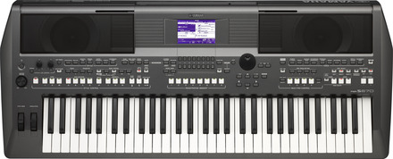 PSR-S670 Arranger Workstation picture