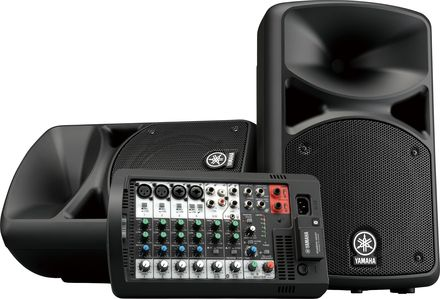 STAGEPAS 400BT PA System picture
