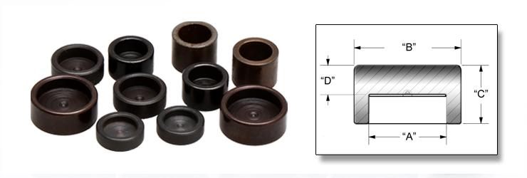Tools / Components, Lash Caps   Kibblewhite Precision