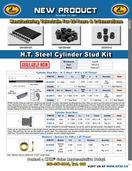 H.T. Steel Cylinder Stud Kit flyer for Suzuki® Hayabusa™ 1999-2019
