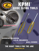 KPMI® Valve Guide Sizing Tool Flyer