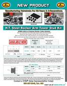 H.T. Steel Rocker Arm Tower Stud Kit flyer for HD® Milwaukee-Eight™ 2017-2021