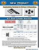 H.T. Steel Cylinder Stud Kit flyer for Suzuki® LTR™ 450 / 450Z 2006-2009