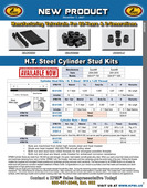 H.T. Steel Cylinder Stud Kit flyer for Suzuki® GXS-R™ 750 and 1000's Applications