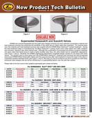 KPMI® Tech Bulletin - Superseded Kawasaki® and Suzuki® Valves