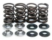 "Racing Spring Kit, Titanium, 0.440"" Lift, Various Suzuki® Applications"