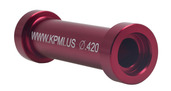 Seal Installation Tool, Red, 6061-T6 Aluminum, Various HD® Applications