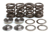 "Racing Spring Kit, Titanium, 0.465"" Lift, Various Honda® Applications"