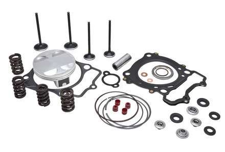 """Top End Service Kit, Stainless Conv., 0.415"""" Lift, Suzuki®, LTR™ 450, 2006-2009 picture"""